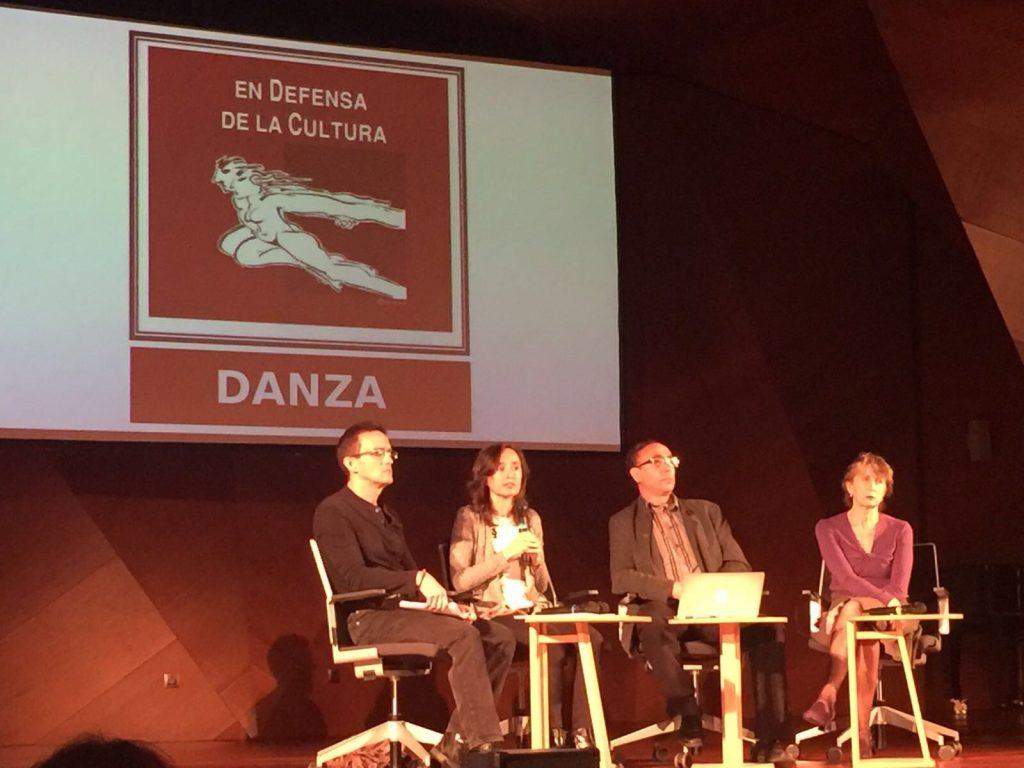 Mesa Danza - Eva Moraga