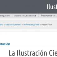 """""""Profesionalización de la ilustración científica"""" Asignatura en el Postgrado de Ilustración Científica de la Universidad del País Vasco"""